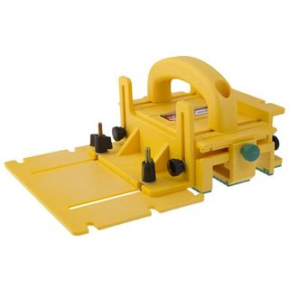 Microjig Advanced GRR-Ripper Push block including spacer & support plate