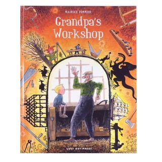 Grandpa's Workshop By Maurice Pommier
