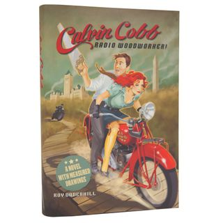 Calvin Cobb - Radio Woodworker! By Roy Underhill