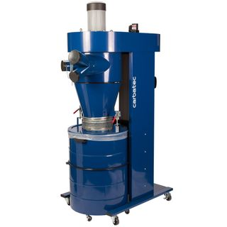 3HP Carba-Tec Two Stage Dust cyclone