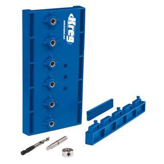 Kreg Shelf Pin jig with 5mm Drill