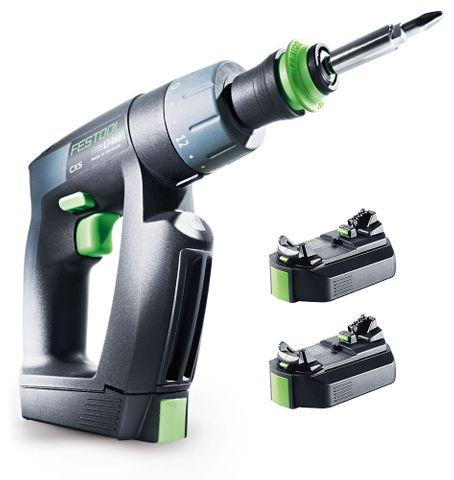 Cordless Drill CXS Li 2.6 Set AUS