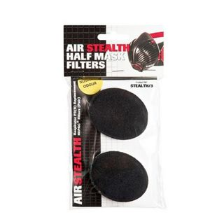 STEALTH/3 - AIR STEALTH P3 NUISANCE FILTER 5 PAIRS