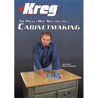 Kreg Cabinet Making DVD