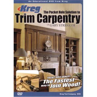 Kreg Trim Carpentry DVD