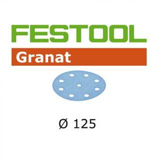 Granat STF D125/9 P100 GR/100