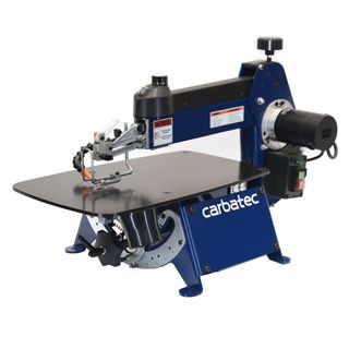 "Carbatec 16"" Variable Speed Scroll Saw"