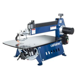 Carbatec 21 inch Variable Speed Scroll Saw