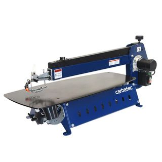 Carbatec 30 inch Variable Speed Scroll Saw
