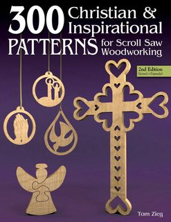 300 Christian & Inspirational Patterns for S/saw ******