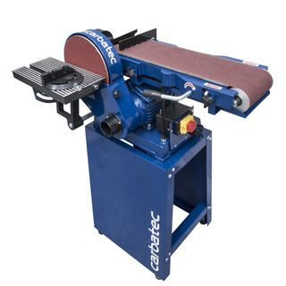 6in Belt / 9in Disc Sander 3/4hp