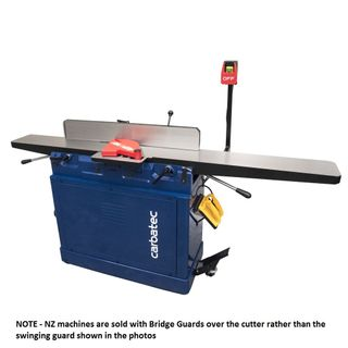 Industrial 8in Jointer JN-200C NZ guard