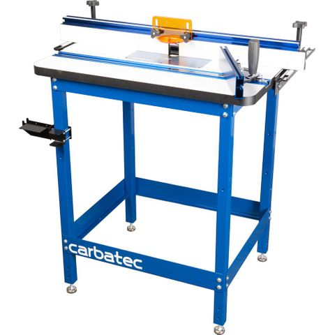 Carbatec Pro Router Table Kit with MDF Top