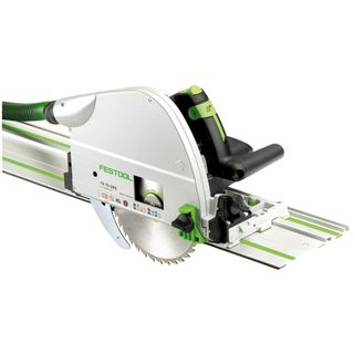 Festool TS 75 210mm Plunge Cut Circular Saw with 1400mm Rail
