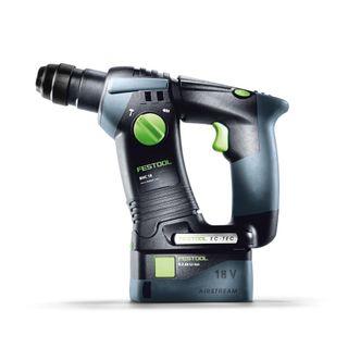 Festool BHC 18 Cordless Hammer Drill - Basic