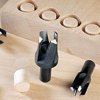 Veritas Snug Plug Cutters - Imperial