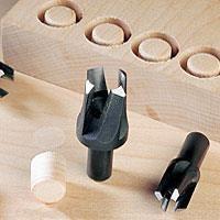 Snug Plug Cutter 8mm