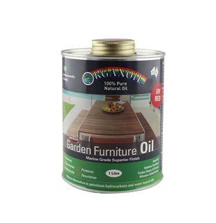 Organoil Garden Furniture Oil Red 1ltr