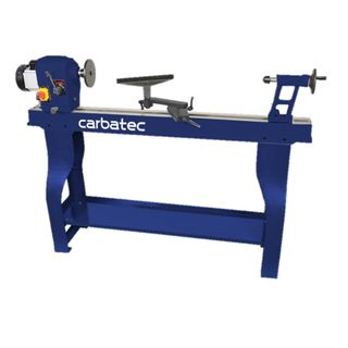 Carbatec Economy 1100mm Variable Speed Wood Lathe