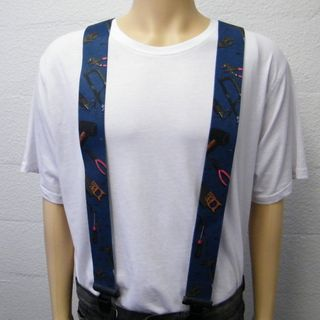 Casual Braces 2inx48in Hand Tool Blue