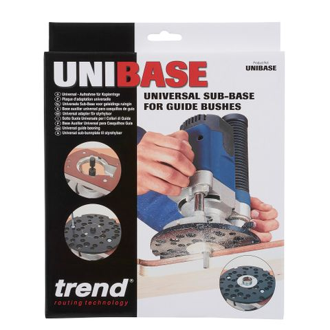 Trend Universal Sub-Base with Pins and Bush