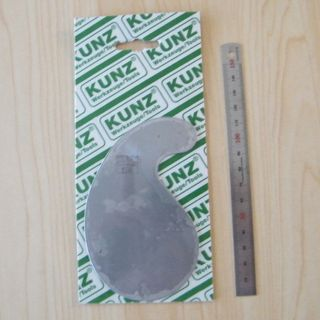 Kunz Curved Hand Scraper