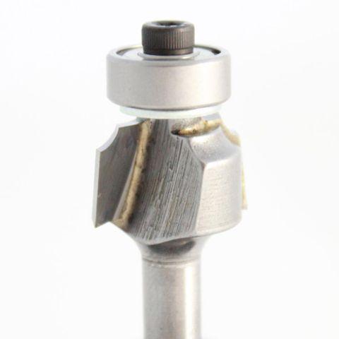 Roundover Bit w/Ball Bearing 2mm