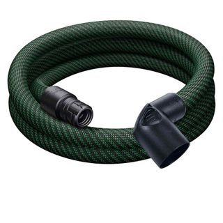 Suction Hose D27, D27 x 3.5m 90 degree/CT Smooth