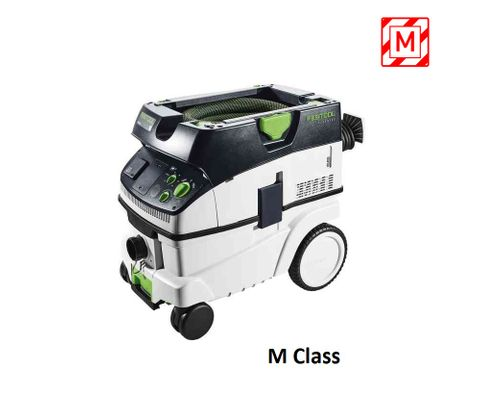 CTM26 Dust Extractor M Class w/Cleaning kt