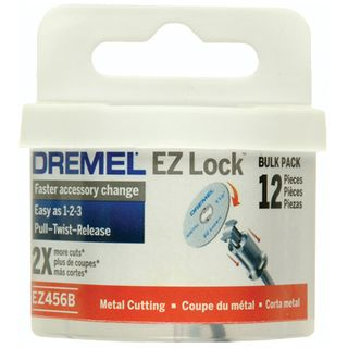 Dremel EZ Lock EZ456 1-1/2in Metal Cutoff Wheel