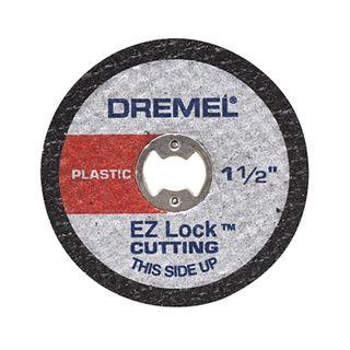 Dremel EZ Lock EZ476 1-1/2in Plastic Cutoff Whe