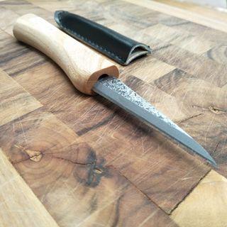 Japanese Carving Knife Long Taper Edge