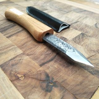 Japanese Carving Knife - Diamond Point