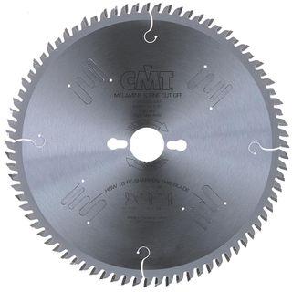 Mel/Fine C/Off 250mm 80Teeth 3.2Kerf