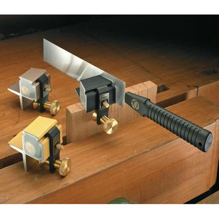 Veritas Dovetail Saw Guide 1:8 Ratio