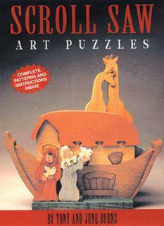 Bk-Scroll Saw Art Puzzles