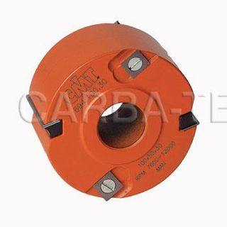 REBATE CUTTER HEAD 35MM BORE