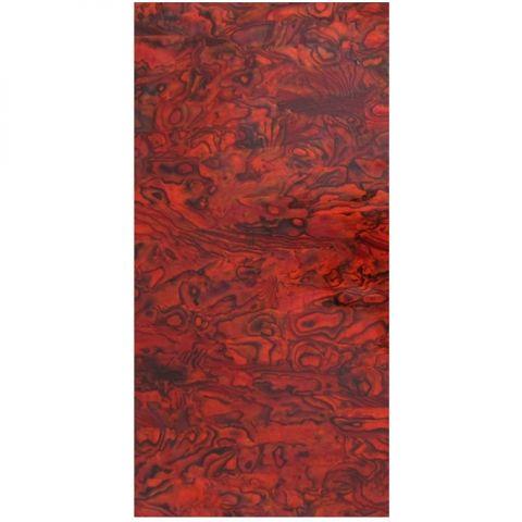 Laminate Paua Red Tint (P&S) 100x200mm