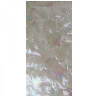 Laminate White Pearl Mosaic (P&S) 100x200mm