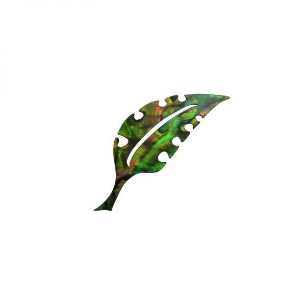 Paua Native Fern - Lemon Peridot