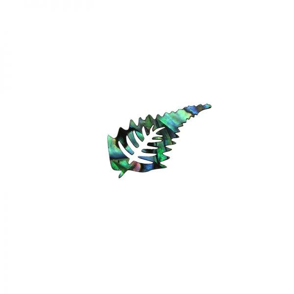 Shape-Paua - Fern Small 30mm H Pkt/12