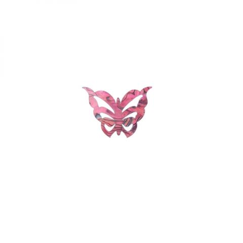 Paua Butterfly Pink Small