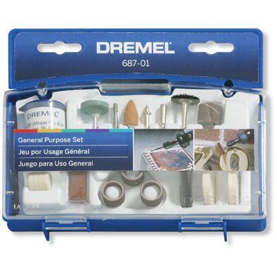 Dremel 52 pce General Purpose Kit