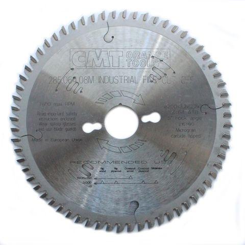 Fine C/Off 200mm 64Teeth 3.2Kerf