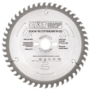 Mel & Finish H/G 220mm 42Teeth 3.2Kerf