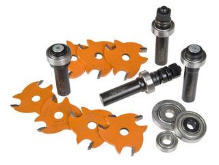 Slot Cutter Set