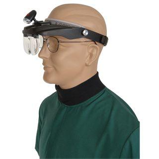 Headband Loupe with Interchangeable Lens