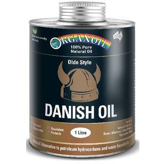 Organoil Danish Type Oil 1litre