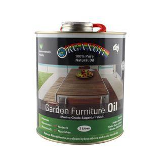 Organoil Garden Furniture OIL 2ltr
