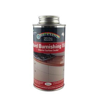 Organoil Hard Burnishing Oil 500ml